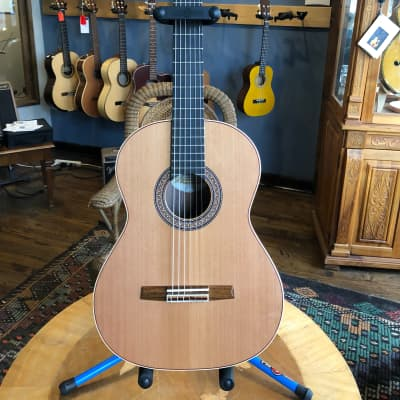 Lyon & Healy Classical Guitar 2019 Natural for sale