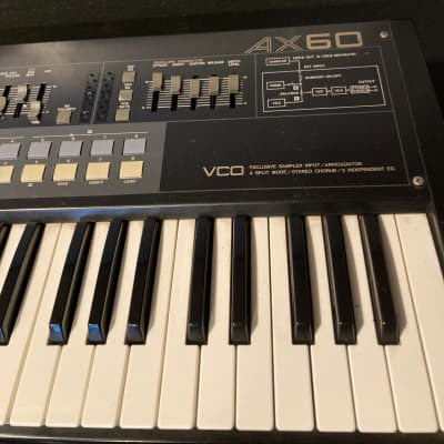 Akai AX60
