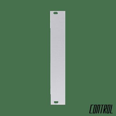 Aluminum Blank Panels - 4HP