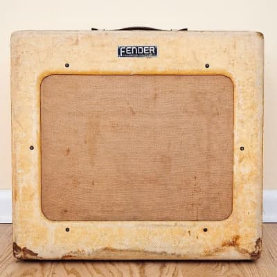 "Fender Pro 5A5 TV Front 18-Watt 1x15"" Guitar Combo 1947 - 1951"