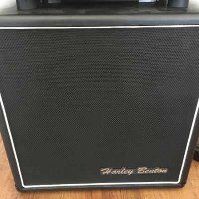 Harley Benton G112 Vintage 2015 Schwarz for sale