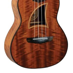 Eddy Finn KOA EF-28-C with Hardshell case for sale