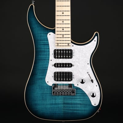 Vigier Excalibur Special in Mysterious Blue, Maple #190024 for sale