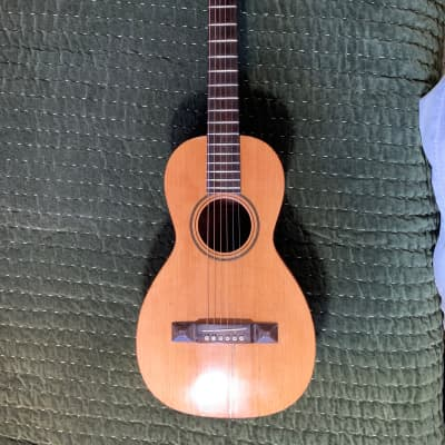 BayState Parlor Guitar for sale
