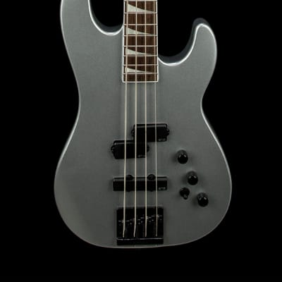 Jackson X Series Signature David Ellefson 30th Anniversary Concert Bass CBX IV - Quicksilver #68377