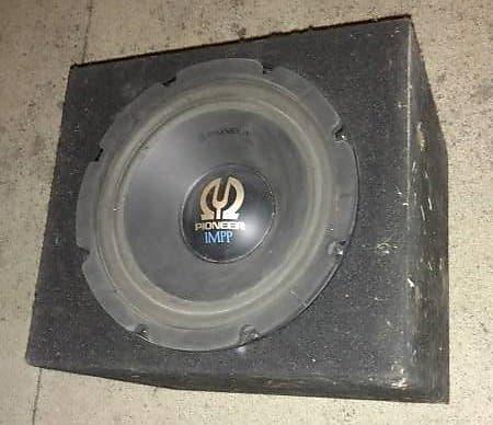 Pioneer IMPP Carpet-like speaker