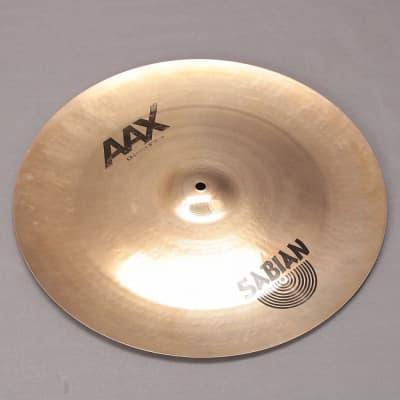 Sabian Aax 18 Chinese China Cymbal