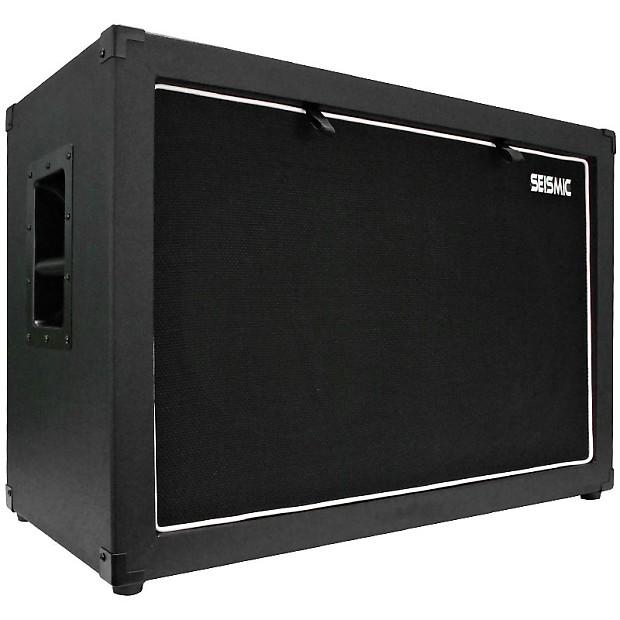 12 guitar speaker cabinet empty 2x12 cab new 212 tolex reverb. Black Bedroom Furniture Sets. Home Design Ideas
