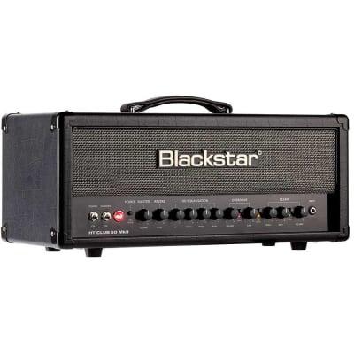 Blackstar HT Club 50 MkII tube guitar amplifier head for sale