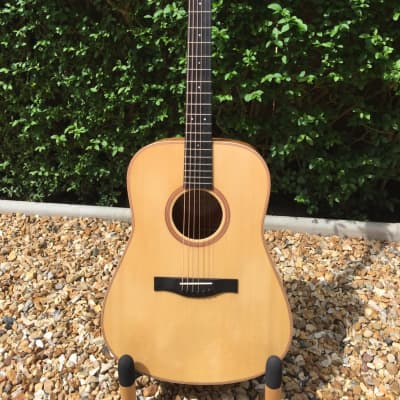 Keefe Lacewood Dreadnought 2019 Natural for sale