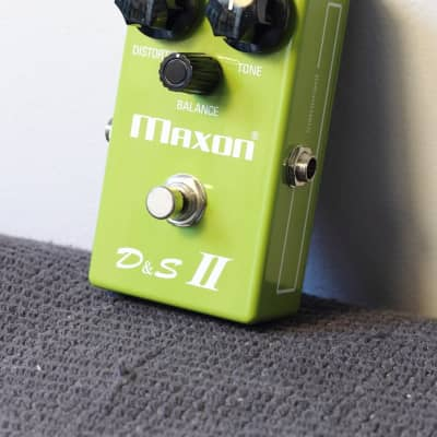 Maxon D&S II Distortion & Sustainer Pedal 2009