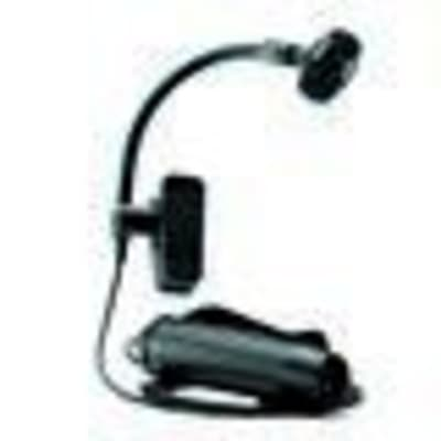 Shure PGA98H-TQG Clip-On Cardioid Condenser Gooseneck Instrument Microphone with TA4F Connector