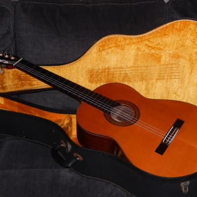 HAND MADE IN EARLY 1970s - WONDERFUL SHINANO GS300 - CLASSICAL CONCERT GUITAR for sale