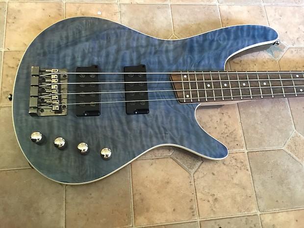 ibanez sdgr 4 string bass guitar srx3exqm1 reverb. Black Bedroom Furniture Sets. Home Design Ideas