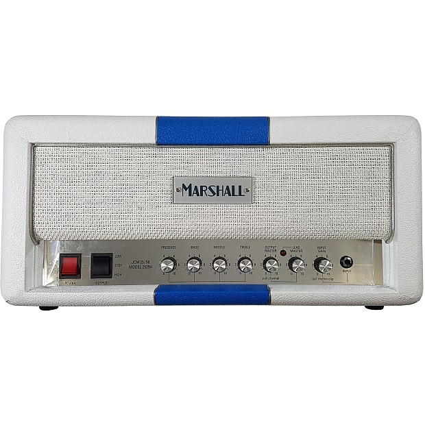 Marshall 2525H Design Store Mini Silver Jubilee White with  c3bdde81ffbf8