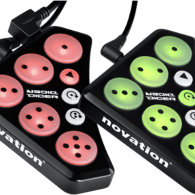 Novation Dicer Dual Pack USB DJ Controllers