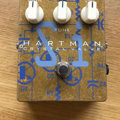 Hartman Silicon Crystal Valve