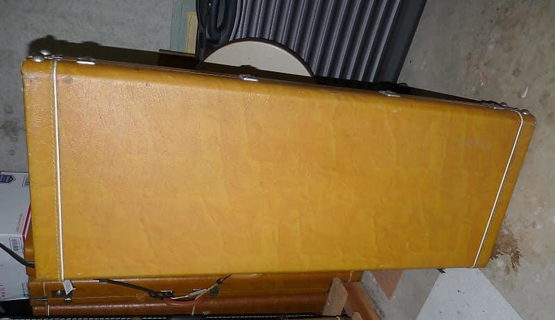 kramer vintage mid 1970 39 s light tan kramer aluminum neck reverb. Black Bedroom Furniture Sets. Home Design Ideas