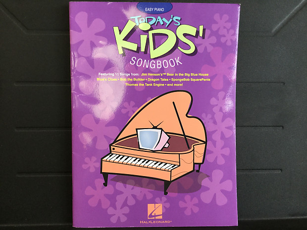 Today's Kids Songbook | Wadsworth Music