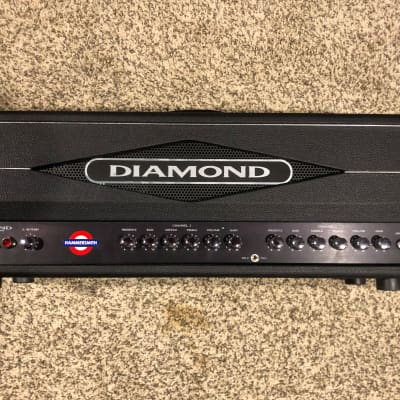 Diamond  Hammersmith 100watt  beast   Late 2000's  Black