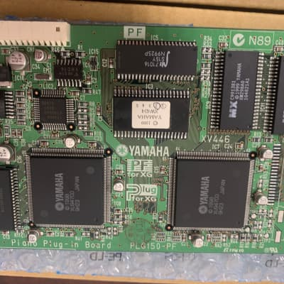 Yamaha PLG150 PF Piano expansion board (with original box and accessories)