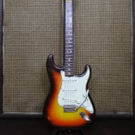 Fender FENDER STRATOCASTER 1965 SERIE L 1965 Sunburst for sale