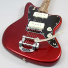 Fender 2016 Limited Edition Special Jazzmaster Bigsby - Candy Apple Red image