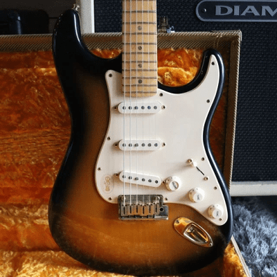 Fender American Deluxe 50th Aniversary Limited Edition 2004