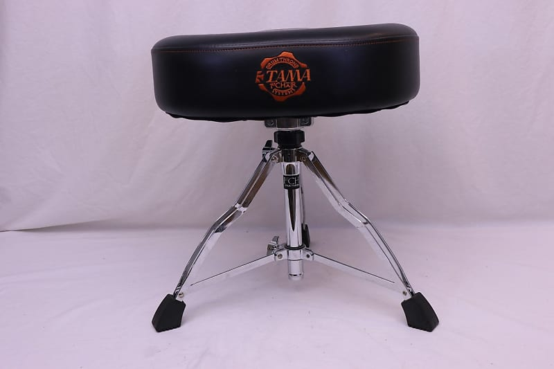 Tama 1st Chair V-Drum Percussion Throne Chair Seat Stool image