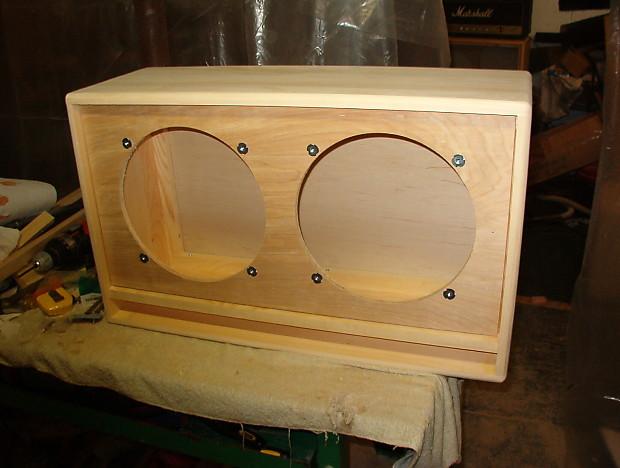 trm 2x12 po212u 212 ported speaker cabinet unfinished reverb. Black Bedroom Furniture Sets. Home Design Ideas