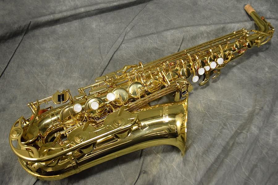 Yamaha yas 24 alto saxophone reverb for Yamaha student saxophone
