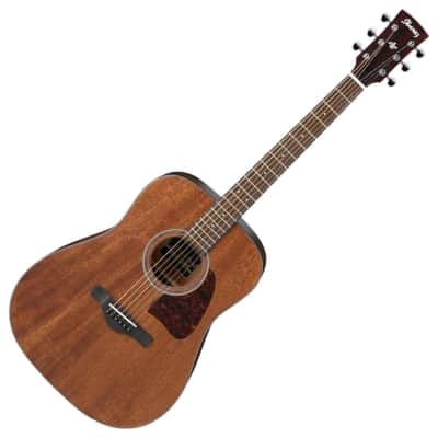 Ibanez AW54OPN AW Artwood Open Pore Natural Acoustic Guitar
