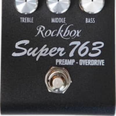Rockbox  Super 763™ Pre-Amp / Boost *Free Shipping*