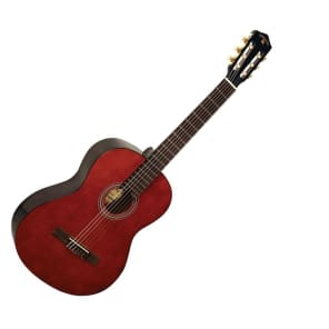 Indiana Full Size Nylon String Acoustic/Electric Classical Guitar for sale