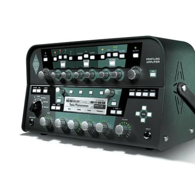 Kemper Profiling Amplifier Guitar Profiling Amp Head - Black for sale