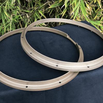 Tama MBH14 Bell Brass Snare Drum Hoops (Pair)