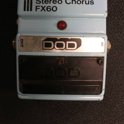 DOD FX60 Stereo Chorus for sale