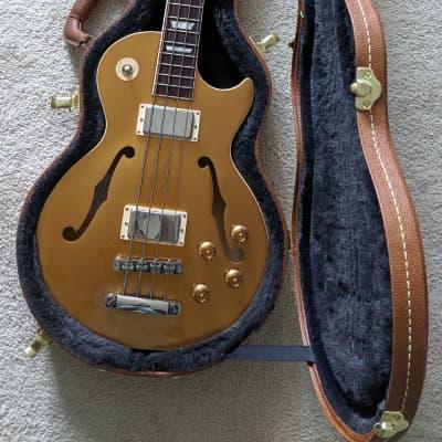 Gibson ES Les Paul Bass Goldtop for sale