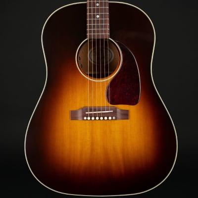 Gibson Acoustic 2019 J-45 Standard in Vintage Sunburst #11908029 for sale