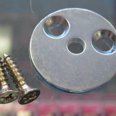 Fender 002-0220-049 3-Bolt Micro Tilt Upper Neck Mounting Disk