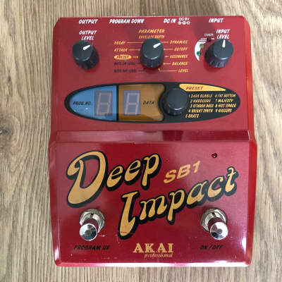Akai Deep Impact SB1 for sale