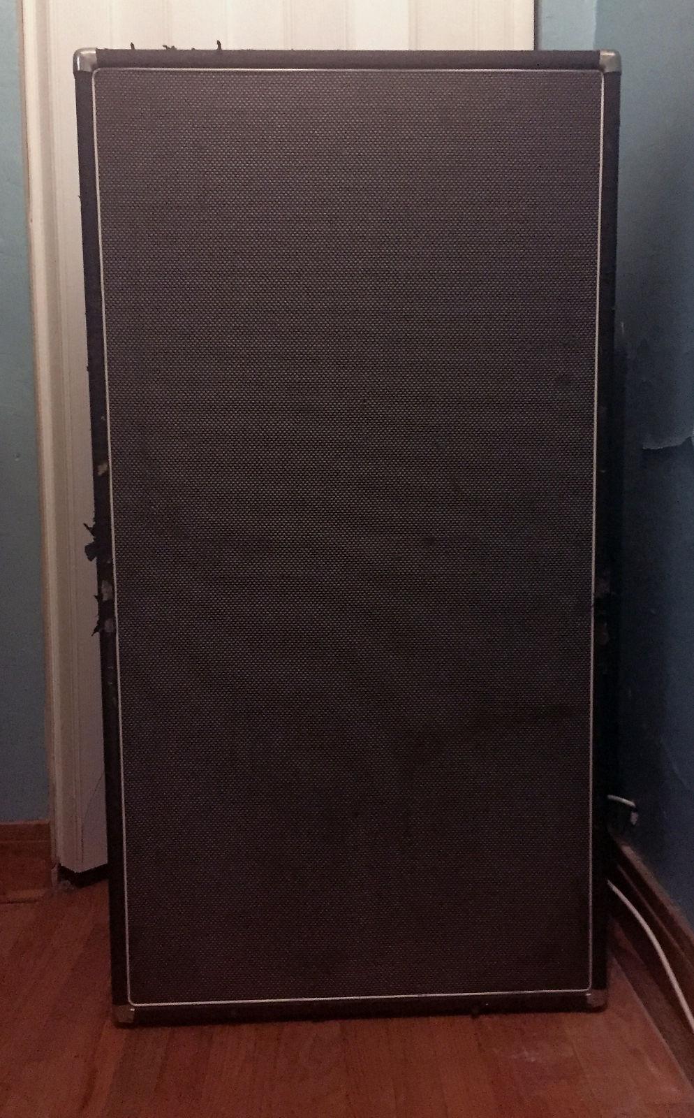 Ampeg Svt 810av Anniversary 8x10 Bass Cabinet Reverb