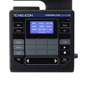 TC Helicon VoiceLive Touch 2 Vocal Effects Looper Processor - Store Display