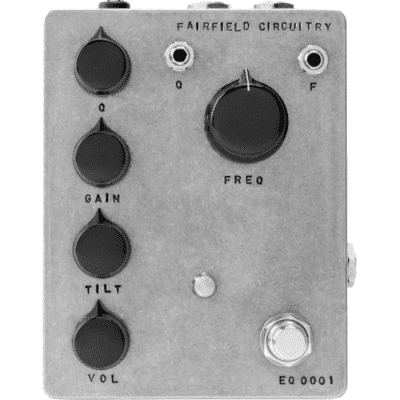 Fairfield Circuitry Long Life Parametric EQ w/ Tilt and CV Pedal