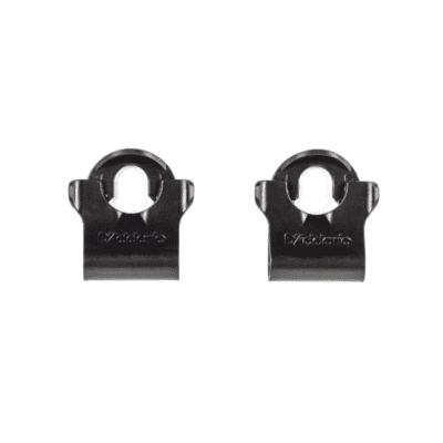 D'Addario Dual Lock Strap Lock PW-DLC-01 Black