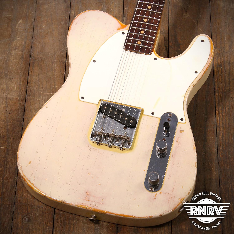 1963 Fender Esquire Blonde