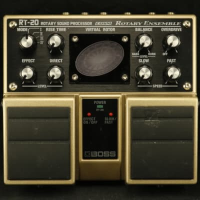 USED Boss RT-20 Rotary Ensemble (524) for sale