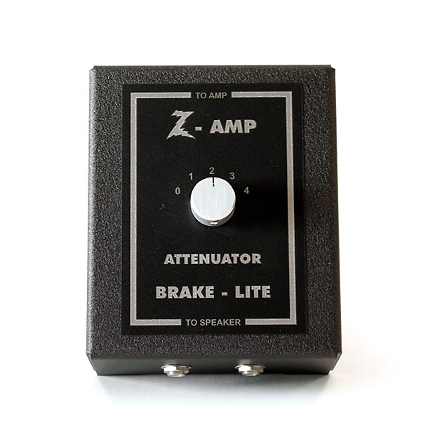 dr z amps brake lite sa stand alone attenuator works with reverb. Black Bedroom Furniture Sets. Home Design Ideas