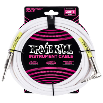 Ernie Ball Instrument Cable - 1/4