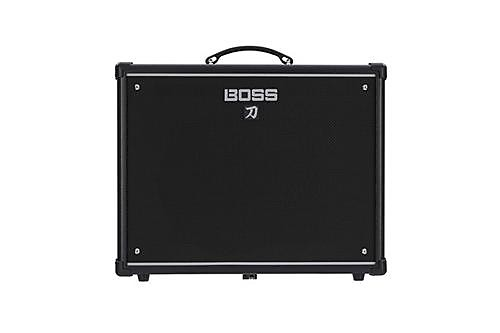 boss katana 100 100 watt 1x12 guitar combo amplifier reverb. Black Bedroom Furniture Sets. Home Design Ideas